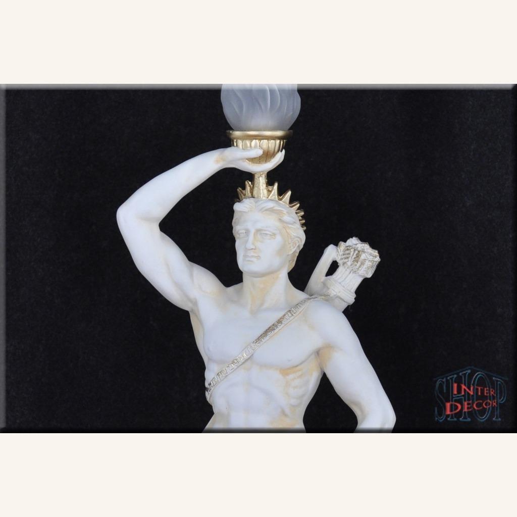 Stehlampe Lampe Gött Koloss von Rhodos Tischlampe Tischleuchte Steinlampe Nachttischlampe Schreibtischlampe Beleuchtung Bankerlampe Bastellampe Bodenlampe Dragon Gothic Bogenlampe Buffet Party Flächenleuchte Hängelampe Treppenbeleuchtung Ungewöhnliche Lampe Klemmlampe Lampenständer Leselampe Figur Göttin Pharao Medusa Versace Skulptur Statue Fackel Wandlampe Wandfackel Wandleuchte Leuchte Teelichthalter Antik Griechische Römische Ägyptische Französische Dekoration Garten Gartendekoration Mauern Modern Antike Marmor Optik Epochen Barock Klassische Art Deco Kunstharz Stuckgips Kunststoff Beton Stein Glas Metall Holz Rost Weiß Creme Ekrü Antik Gold Antik Silber Schwarz Silber Gold Grau Hell Dunkel Dekoration Skulptur Mythologie Artefakt Gusseisen Icon mit Schale Möbel Wohnzimmer Esszimmer Büro Badezimmer Küche Tarasse Blumentisch Leuchtsäule Leuchtturm Leuchtstein Dekosäule mit Licht Stehlampe Online Günstig Billig Kaufen Verkauf Kauf Versa Ebay Keinanzeigen Amazon Real.de Ikea Bader Poco Dehner Eiche Wohnung Haus Balkon Große Kleine Temple Tempel Regal Ideen Design Designer
